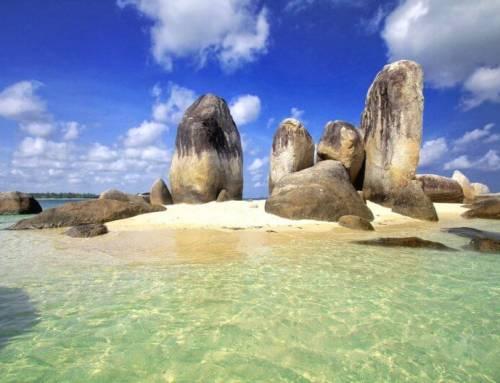 Tempat Wisata di Belitung Pantai Doang?